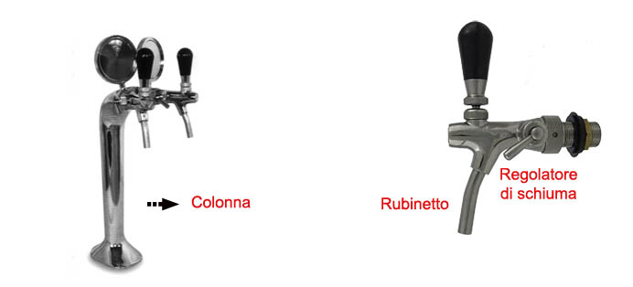 colonna-rubinetto-regolatore-schiuma